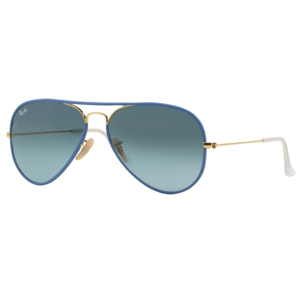Kính Mắt RayBan Aviator Full Color RB3025JM-001/4M(55IT)