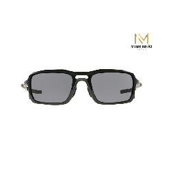 Kính Mắt Oakley Triggerman Grey Black Men OO9314/01