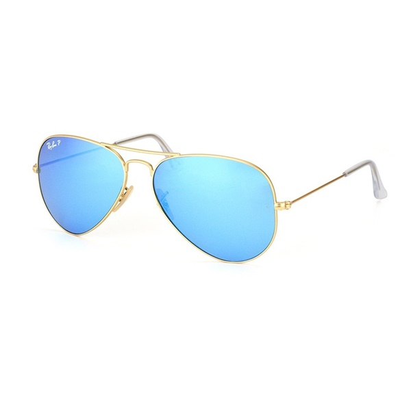 Kính Mắt RayBan Aviator Flash Lenses RB3025-112/4L(58IT)