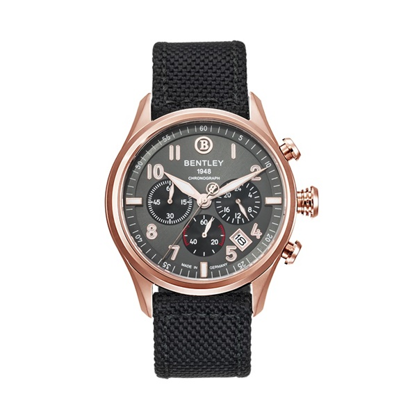 Đồng Hồ Nam Bentley Aviator BL1684-20RUB MR-GL